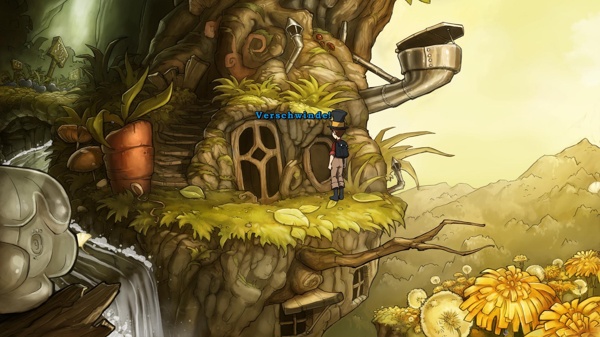 The Night Of The Rabbit Spieledatenbank Adventure Corner