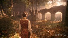 Waldspaziergang in A Plague Tale Innocence