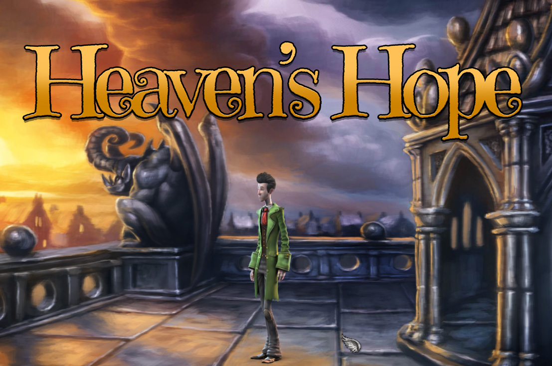 Heaven's Hope Preview