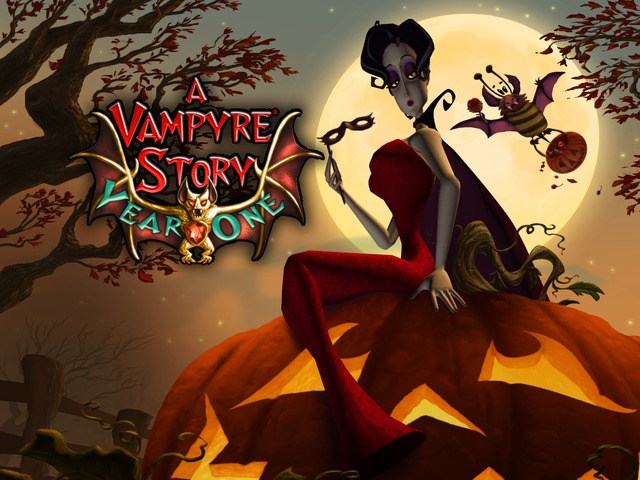 A Vampyre Story Year One
