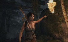 Screenshot aus Tomb Raider