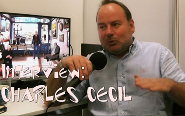 Charles Cecil Interview