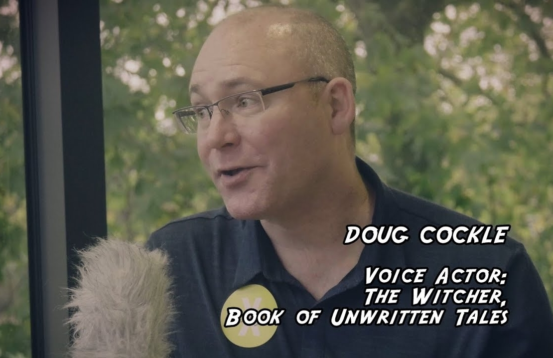 Interview mit Doug Cockle