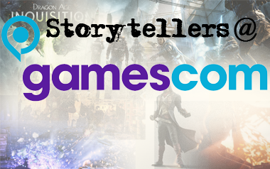 Storytellers @ Gamescom 2014