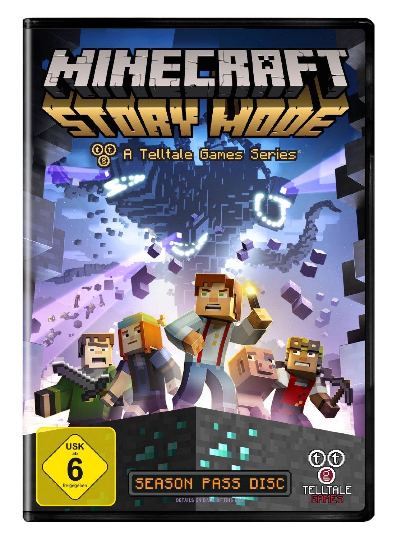 Minecraft Story Mode Episode Und Adventure Corner - Minecraft bogen spiele