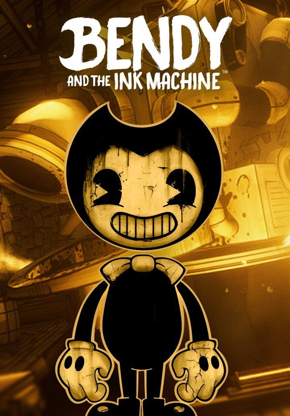 roblox bendy and the ink machine games