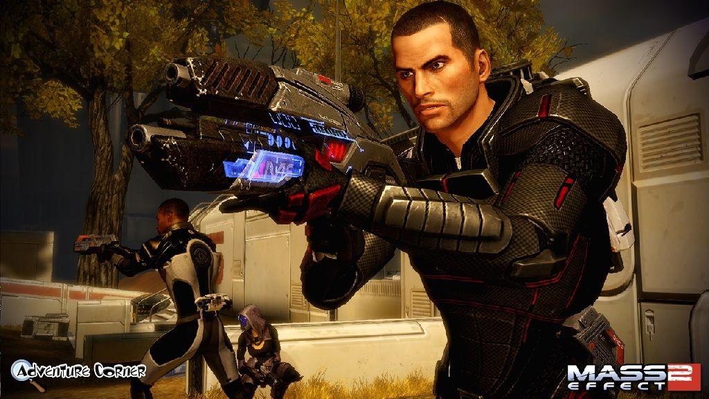 Mass Effect Verfilmung