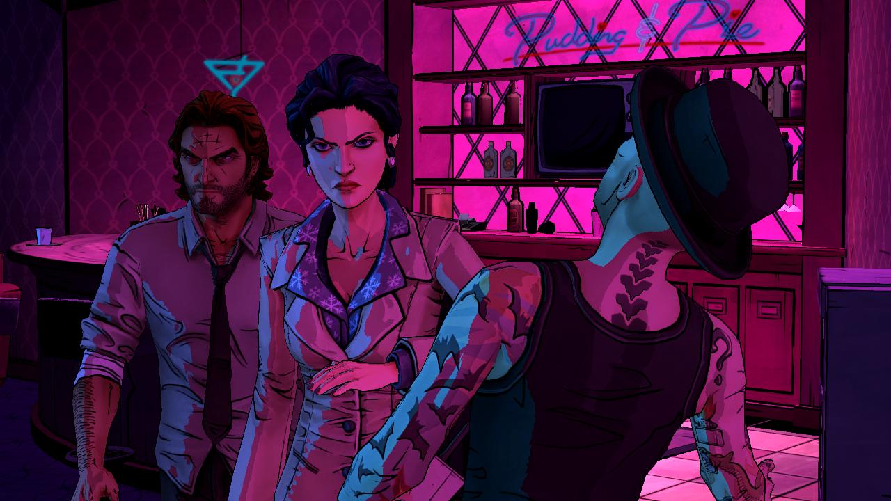 the wolf among us episode 3 a crooked mile adventure. Black Bedroom Furniture Sets. Home Design Ideas